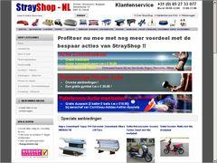 Webshopdealer Magento webshop StrayShop