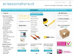 webwinkel erascomstore.nl